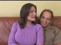 Зрелая пара любит давать себя на пользование другим людям