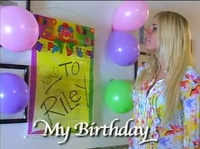У одной из лесбиянок день рождения