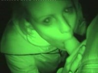 Девушка и ее ночные шалости