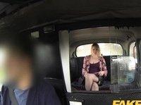 Красивая девушка легко досталась таксисту
