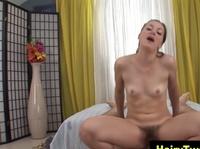 Анальный секс с ретивой и броской сучкой