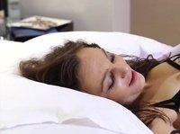 Прекрасное совокупление на мягкой постели