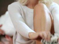Постельный трах блондинки и ее парня