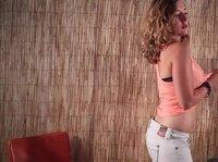 Девушка приласкала тело и вздрочнула секиль