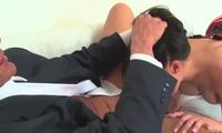 Секс с чудесной азиаткой без правил