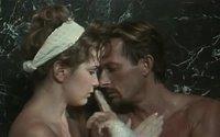 Винтажное порно двух партнеров в ванне