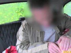 Затрахал пассажирку в своем такси